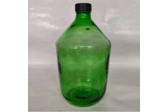 Бутыль винная Казацкая зелёная 10 л