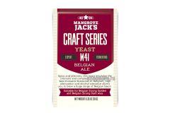 Дрожжи пивные Mangrove Jack's Belgian Ale M41