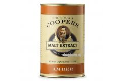 Неохмеленный солодовый экстракт Thomas Coopers Amber Malt