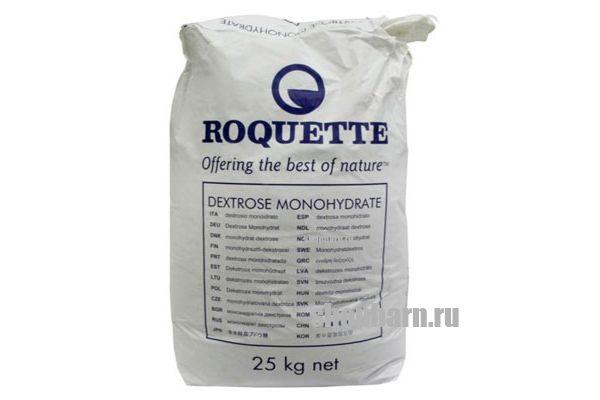 Декстроза Roquette, 25 кг (Мешок)