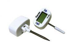 Термометр цифровой электронный TA-288 с коротким щупом