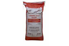 Солод ячменный Карамельный 150 (Курский солод), 25 кг.