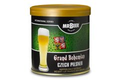 Солодовый экстракт Mr.Beer Grand Bohemian Czech Pilsner